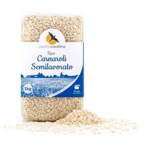 Carnaroli semilavorato